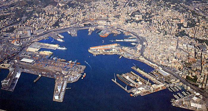NAUS LOGISTICS - Genova
